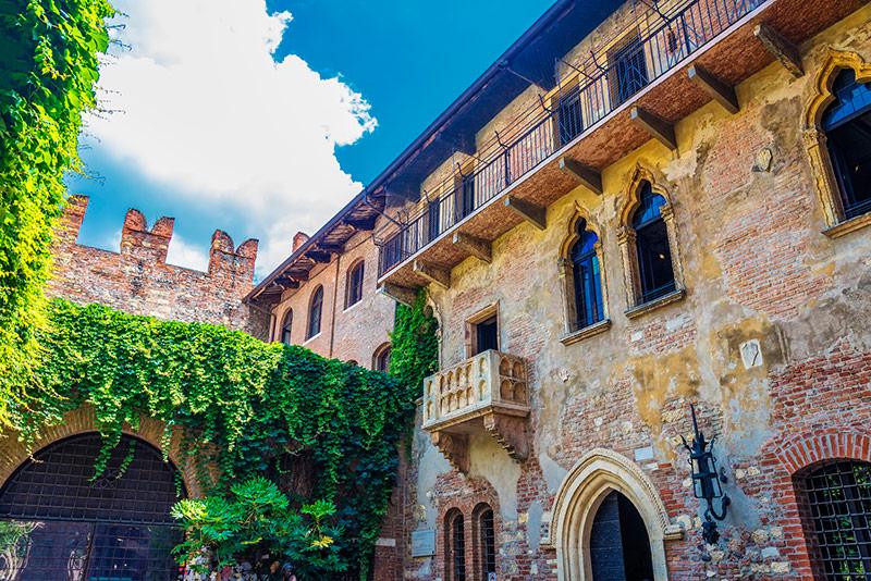 Verona city centre